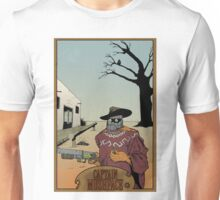 Old West Mushface T-Shirt T-Shirt