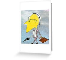 The Lawyer Greeting Card