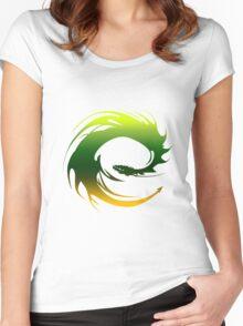 Green Dragon - Eragon Women's Fitted Scoop T-Shirt