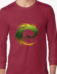 Green Dragon - Eragon Long Sleeve T-Shirt