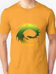 Green Dragon - Eragon Unisex T-Shirt