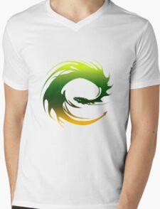 Green Dragon - Eragon Mens V-Neck T-Shirt