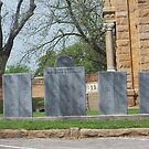 Llano Texas Courthouse by icesrun