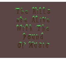 The Hills Are Alive Photographic Print