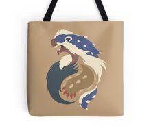 The Honey Eater - Arzuros (Aoashira) Tote Bag