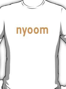 Orange nyoom T-Shirt