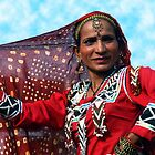 Rajasthan Folk Dancer by RajeevKashyap
