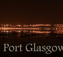 Port Glasgow 4 by Alexander Mcrobbie-Munro