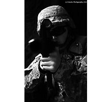 United States Army Soldier Photographic Print
