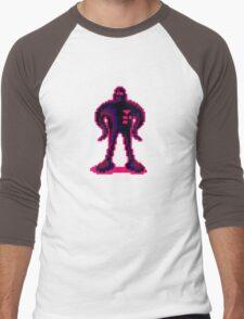 invader! Men's Baseball ¾ T-Shirt
