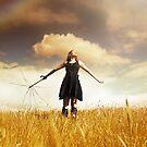 Meadow spirit by Moijra