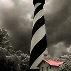 St. Augustine Lighthouse by Barbara Simmons