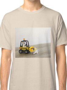 Make Way For Progress Classic T-Shirt