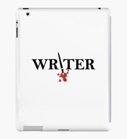 Writer iPad Case/Skin