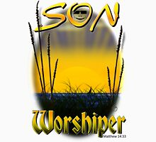 Son Worshiper Long Sleeve T-Shirt