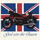 God save the Queen by davepockett