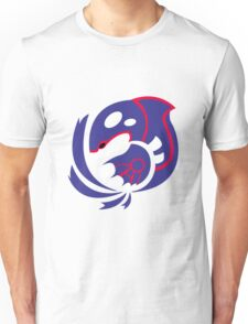 Rushing Currents - Kyogre Unisex T-Shirt