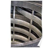 Spiral Ramps Poster