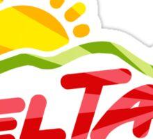 Del Taco Sticker
