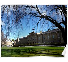 Parliament House - Hobart Poster
