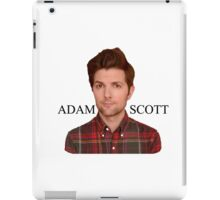 Adam Scott iPad Case/Skin