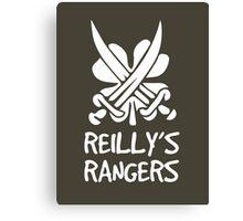 Reilly's Rangers Canvas Print