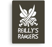 Reilly's Rangers Canvas Print