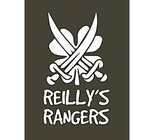 Reilly's Rangers Photographic Print