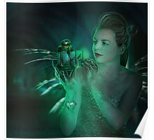 Origin of a crystal soul Poster