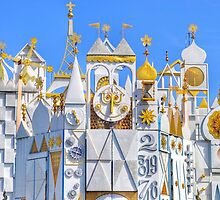 it's a small world by BriannaArce