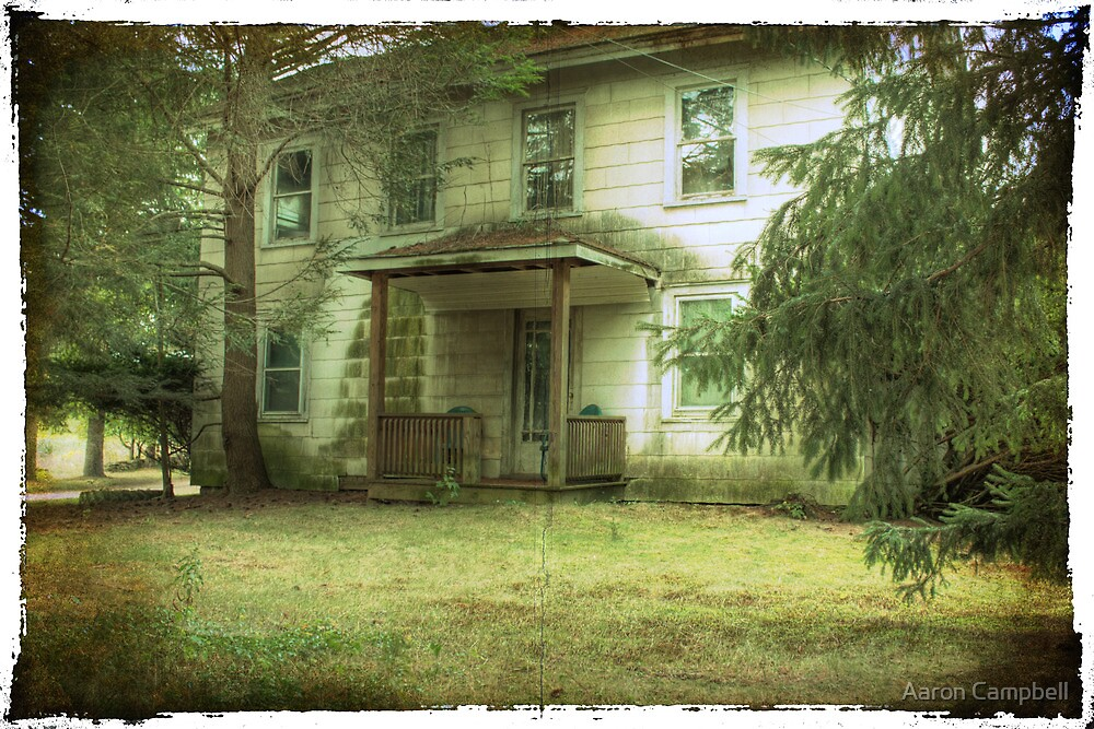 Mazer's House (vacant) by Aaron Campbell