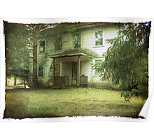 Mazer's House (vacant) Poster