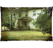 Mazer's House (vacant) Photographic Print