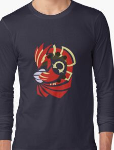Scorching Earth - Primal Groudon  Long Sleeve T-Shirt