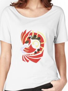 Scorching Earth - Primal Groudon  Women's Relaxed Fit T-Shirt