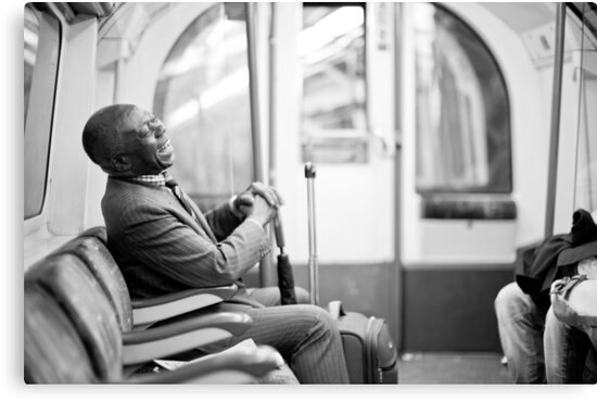 Laughter on the Tube by reds