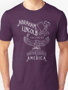 Spirit of Abraham Lincoln Unisex T-Shirt