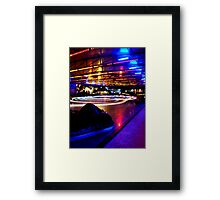 The Ugly Dodgem Framed Print