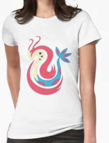 The Beauty - Milotic Womens Fitted T-Shirt