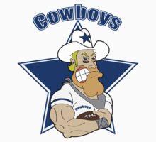 Cowboys by Jeff Smith