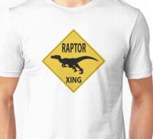 Raptor Xing Unisex T-Shirt
