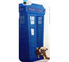Tardis Pug iPhone Case/Skin