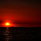 Darwin Harbour Sunset 2 by Jaxybelle