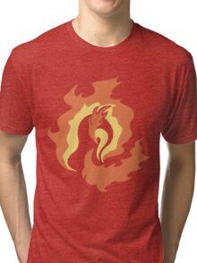 Moltres - Titan of Fire Tri-blend T-Shirt