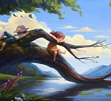 Summer Days by Vivienne To