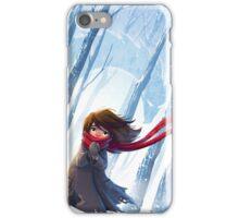 Winter Dragon iPhone Case/Skin