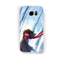 Winter Dragon Samsung Galaxy Case/Skin
