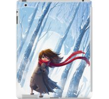 Winter Dragon iPad Case/Skin