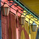 La Boca, Buenos Aires by Philippe Widling