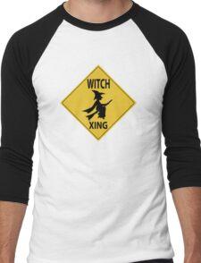 Witch Xing Men's Baseball ¾ T-Shirt